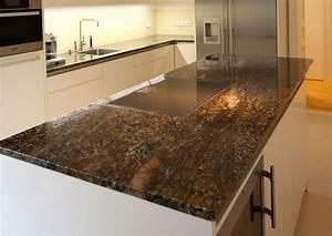 Arbeitsplatten Aus Granit : kuchenarbeitsplatten aus granit ~ Michelbontemps.com Haus und Dekorationen
