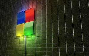 Windows 7 3d Art HD Brands and Logos Wallpapers for