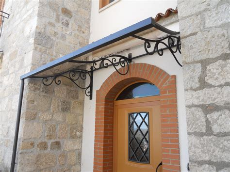 tettoia ferro battuto pensilina in ferro battuto wrought iron wrought iron