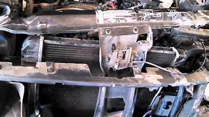 Radiator Replacement Jeep Liberty 2004 3 7l Install Remove