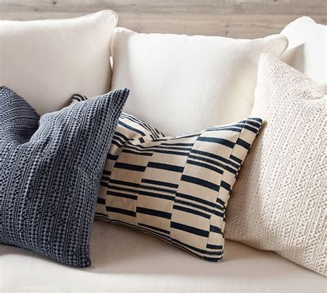 Pillows At Pottery Barn by Honeycomb Pillow Covers Pottery Barn