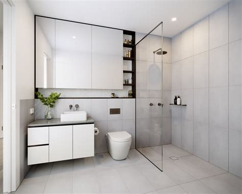 Moderne Badideen by 18 Sleek Modern Bathroom Designs You Ll Fall In With