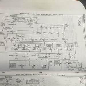 Power Seat Wiring Diagram - Corvetteforum