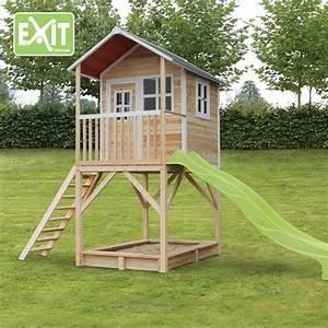 Spielhaus Für Den Garten : kinder spielhaus exit loft 700 kinderspielhaus ~ Articles-book.com Haus und Dekorationen