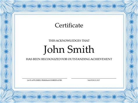 certificate powerpoint template slidesbase