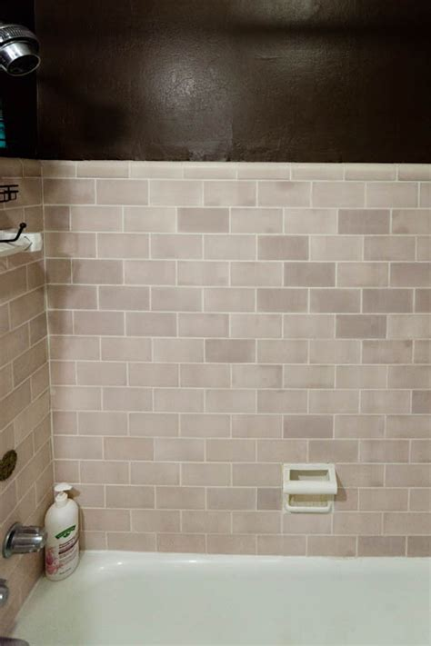 bathroom what of material do i need above the tile