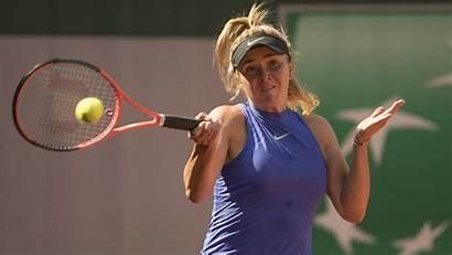 Pironkova Tennis Tsvetana Scores Upset Open Balancing