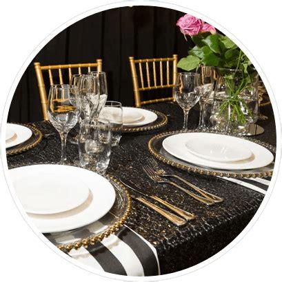 party hire hamilton wedding table decorations hire