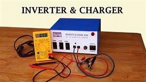 How To Make Inverter 12v To Ac 100v - 110v