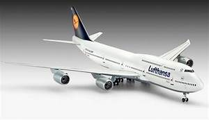 LATEST BOEING 747-8 JUMBO JET TO 1:144 SCALE FROM REVELL ...
