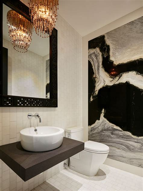 bedroom decor decoration deco and always on trend 20 powder rooms in black and white