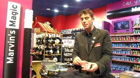 Marvins Magic At The Worlds Largest Toy Shop Hamleys