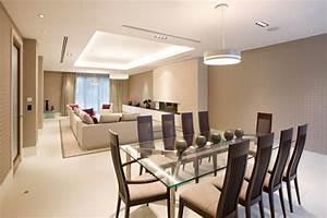 la salle a manger moderne qui vous donne envie de rever With salon salle a manger moderne