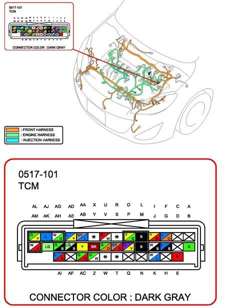 2037 mazda 3 tcm wiring diagram myairbags provides mazda 3