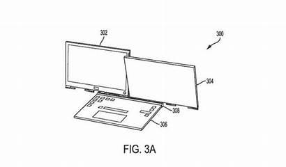 Dell Laptop Detachable Screen Patent Dual Xps