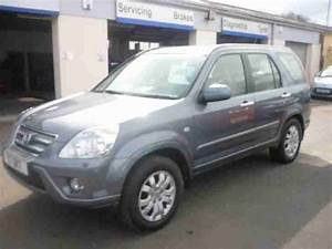 Honda Cr V Crv Vtec Executive Petrol Manual 2005 05  Car