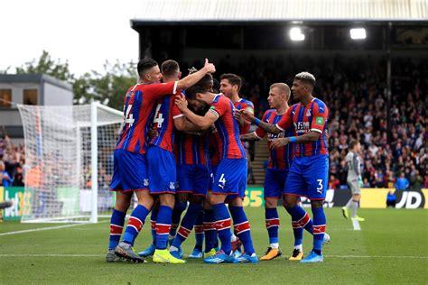 West Ham Vs Crystal Palace Lineup : Crystal Palace ...