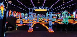 Monster Themed Indoor Mini Golf Course Opens in Nanuet NY
