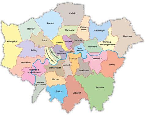 Check out information about the destination: London Stadtteile - Die 33 Bezirke Londons (Borough) mit ...