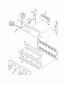 Frigidaire Gas Range Parts