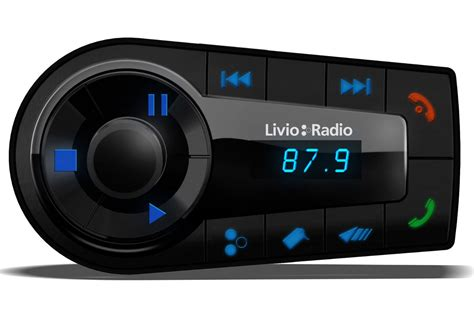 Livio Lvc02a Internet Radio Car Kit For Iphone And Ipod
