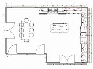 Kitchen layout planner luck interior for Küchenplan
