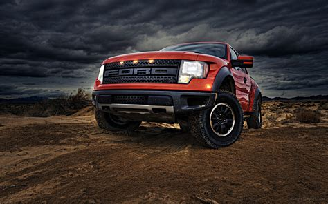 2010 Ford F150 Svt Raptor 3 Wallpapers