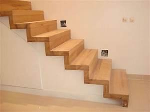 Marche D Escalier En Chene : avis r alisation escalier recouvrir de bois ~ Melissatoandfro.com Idées de Décoration
