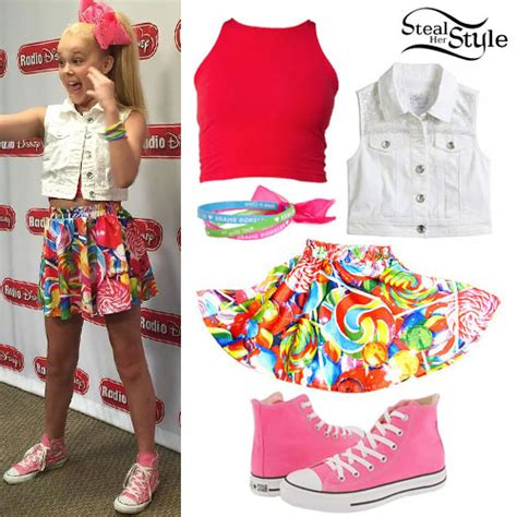 JoJo Siwa Clothes u0026 Outfits | Steal Her Style