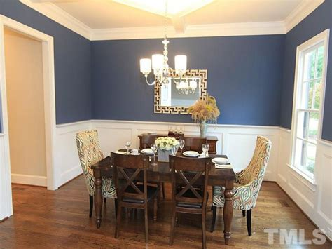"""Traditional Dining Room With Crown Molding By Sandra """"sam"""