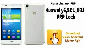 Huawei Y6 Scl