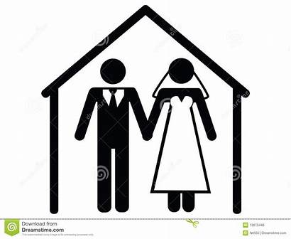 Icon Vector Vendors Bride Dreamstime Couple Wedo