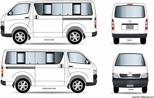 Toyota Hiace Free Vector Download  22 Free Vector  For