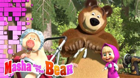 masha and the bear laundry day masha bear images usseek com