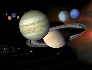 The Solar System - Planets in Our Solar System Pictures ...
