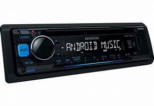 Radio Cd Mp3 Player Auto 1 Din Kenwood