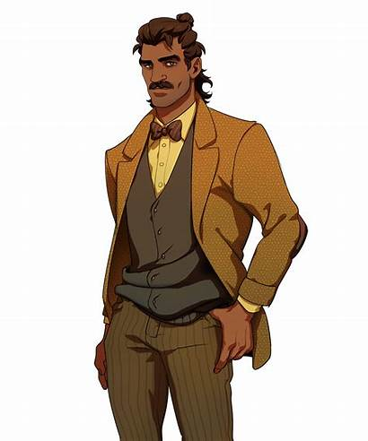 Daddy Dream Dad Character Hugo Voice Vega