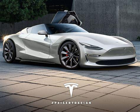 Tesla Model S Butterfly Doors