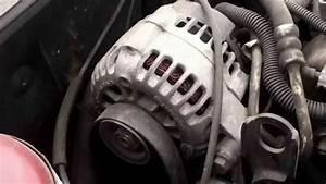 Pontiac Grand Am Alternator Replacement