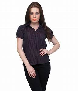 Buy Syda Womens Formal Corporate Wear Shirt Online at Best ...