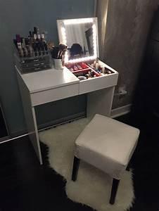 Best 25 Ikea Makeup Vanity Ideas On Pinterest Vanity