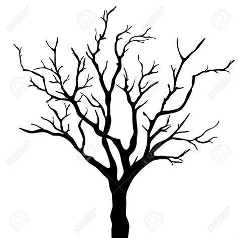 tree template black and white tree silhouette wood burned art pinterest tree