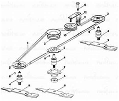 Cub Cadet Ltx 1000 Mower Deck Diagram by Cub Cadet Mower Deck Parts Diagram Newsonair Org
