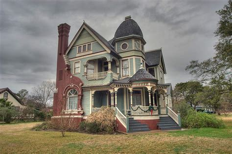 queen anne style house search  pictures