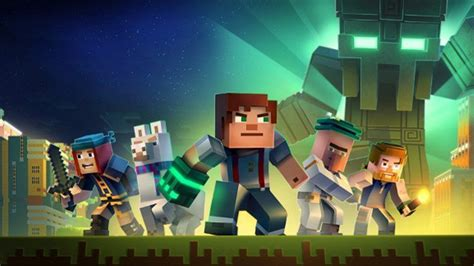 minecraft story mode season 2 premiering in july attack of the fanboy