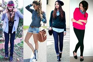 College Look Style : how to fashion denim shirts on different occasions part 2 ~ Orissabook.com Haus und Dekorationen