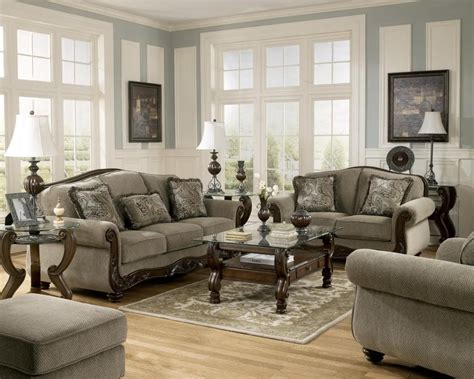 3 Pc Living Room Sofa Sets by Martinsburg Traditional Sofa Seat Chair 3