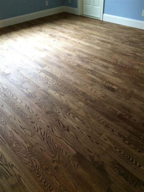 Resanding Red Oak Floors  Westboro Ma Central Mass