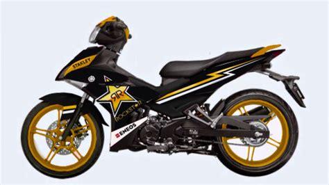 Yamaha Mx King Modification by Top Modifikasi Motor Mx King 150 Terbaru Modifikasi