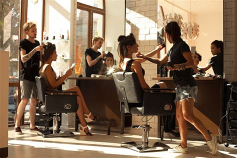 barber shops spas  salons styling insurance  fit